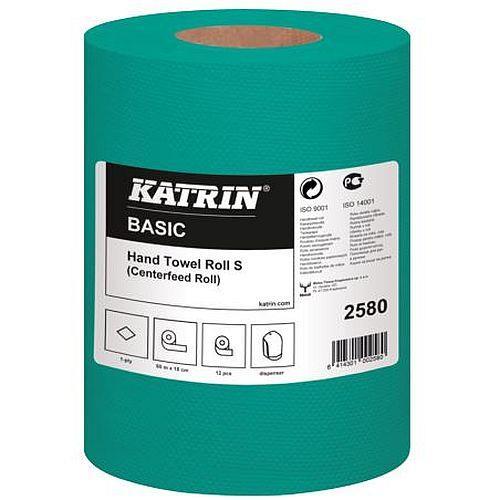 Katrin Ręcznik Basic Zielony 60m 2580