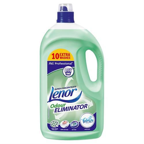 Lenor Płyn Do Płukania 4,75l Zielony 190 prań Odour Eliminator Procter Gamble