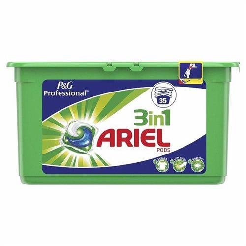 Ariel Kapsułki Do Prania Regular 35szt Procter Gamble