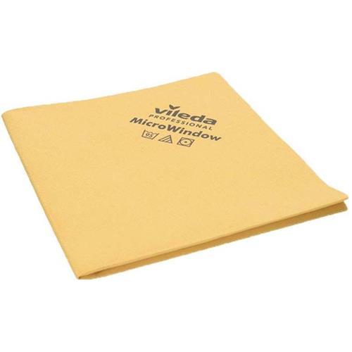 Ścierka Do Okien Micro Pomarańczowa 152701 Vileda Professional