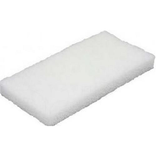 Vileda Pad ręczny super biały 12x26cm 114900 Vileda Professional
