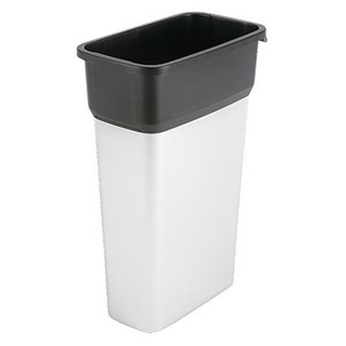 Kosze do segregacji śmieci - Vileda Geo Kosz Metalizowany 70l 137661 Vileda Professional -