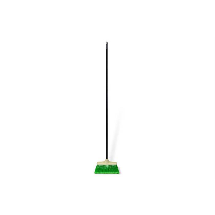 Miotły - Spontex Miotła Zewnętrzna Green Z Kijem 62008 -