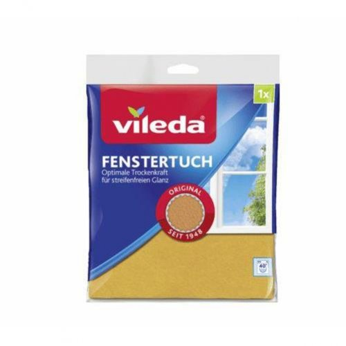 Vileda Pucerka Okienna Fenstertuch 36x40 162401