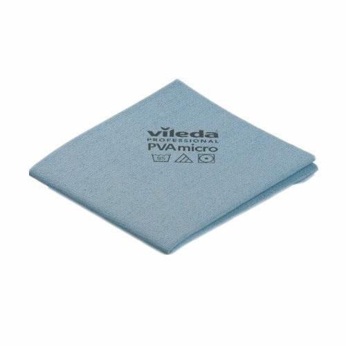 Ścierka PVA Micro Niebieska 143585 Vileda Professional