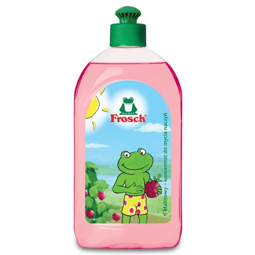 Koncentrat Do Naczyń Malinowy 500ml Frosch