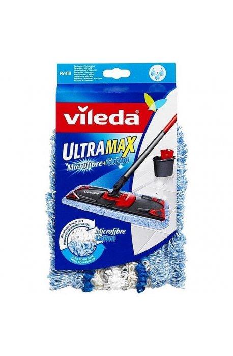 Wkłady zapasy do mopów - Vileda Ultramax Micro Cotton wkład 141626 -