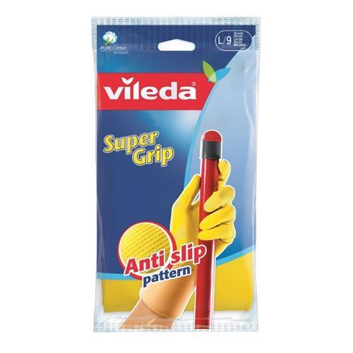 Vileda Rękawice Super Grip L 145750