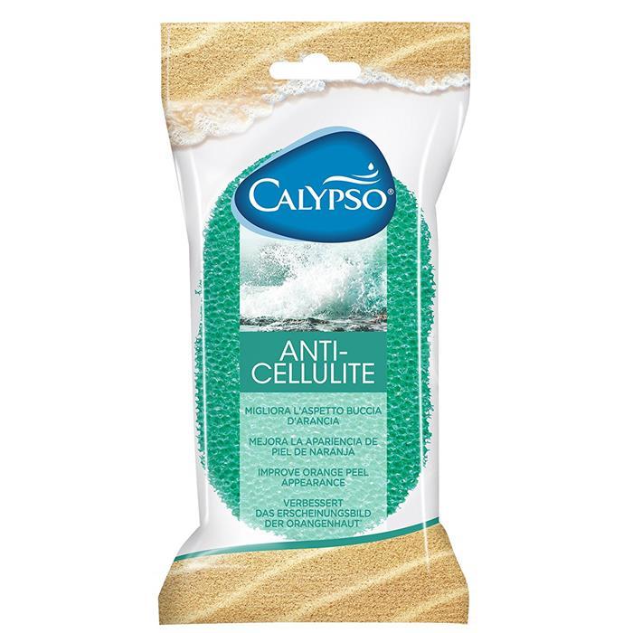 Gąbki, myjki, pumeksy kąpielowe - Spontex Calypso Gąbka Anti-cellulite 00060 -