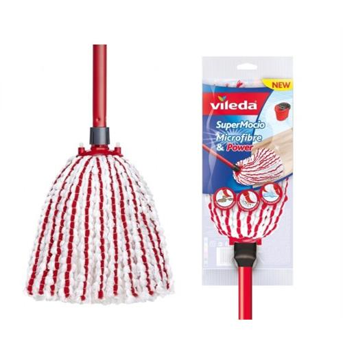 Vileda SuperMocio Microfibre Power Mop 160474