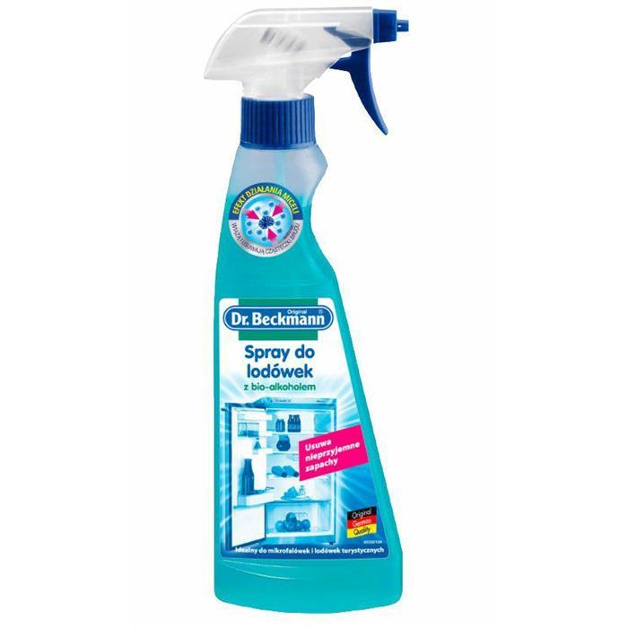 Mleczka do czyszczenia - Dr.Beckmann Spray Do Czyszczenia Lodówek 250ml -