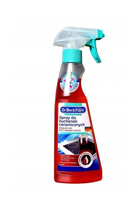 Środki do kuchenek - Dr.Beckmann Spray Do Kuchenek Ceramicznych 250ml -