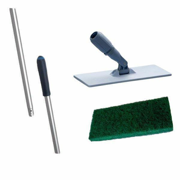 Zestawy sprzątające - Vileda Zestaw do czyszczenia średnio zabrudzonych powierzchni Vileda Professional -