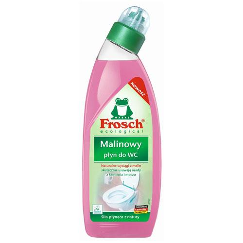 Frosch Żel Do Wc Toalet Malinowy 750ml