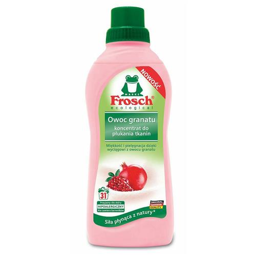 Frosch Koncentrat Do Płukania Owoc Granatu 750ml