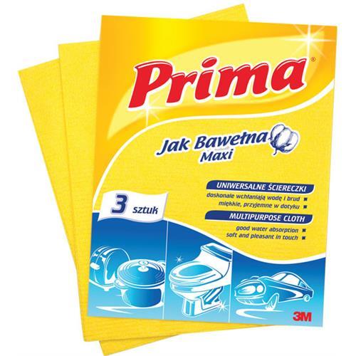 Ścierka Bawełniana Maxi 3szt 3M Prima