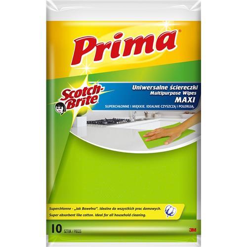 3M Prima Ścierka Bawełniana Maxi 10szt 3M