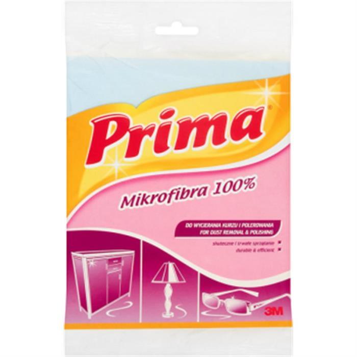 Gąbki, ścierki, szczotki - 3M Prima Ścierka Mikrofibra 100%  -