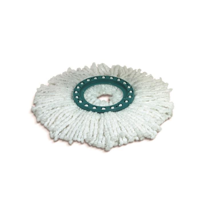 Wkłady zapasy do mopów - Leifheit Clean Twist Okrągły Wkład Do Mopa 52095 -