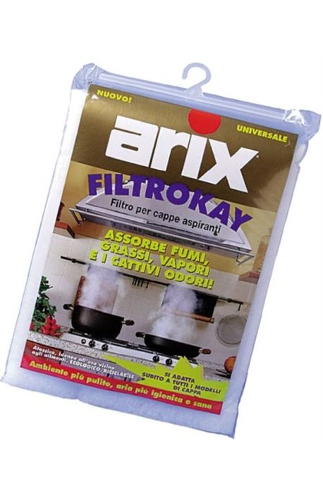 Inne - Arix Filtr Do Okapu Kuchennego Filtrokay T201 -