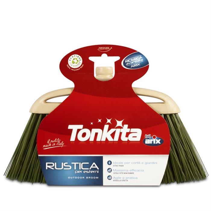 Szczotki - Arix Tonkita Szczotka Zewnętrzna Rustica Tk630  -