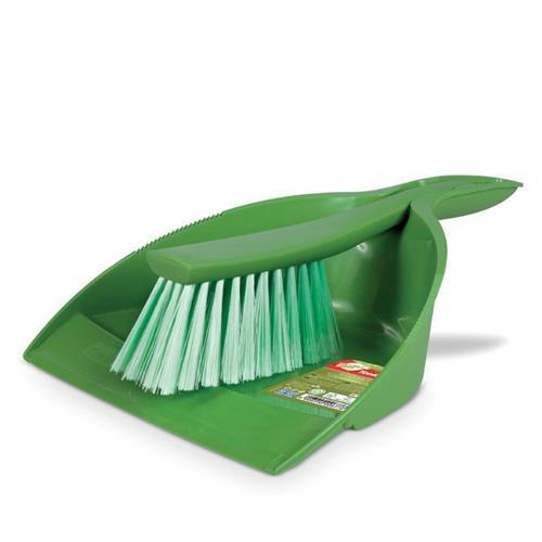Szufelka Ze Zmiotką Eco Zielona TK677 Arix Tonkita
