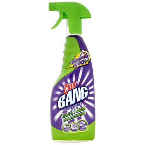 Cillit Bang Spray Do Kuchni 750ml Zielony