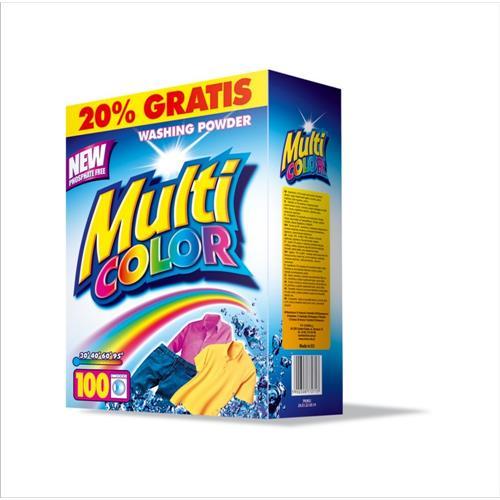Proszek Multicolor 10kg Karton Clovin