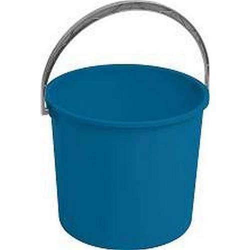 Curver Wiadro 16l Bez Pokrywy Niebieskie 235244