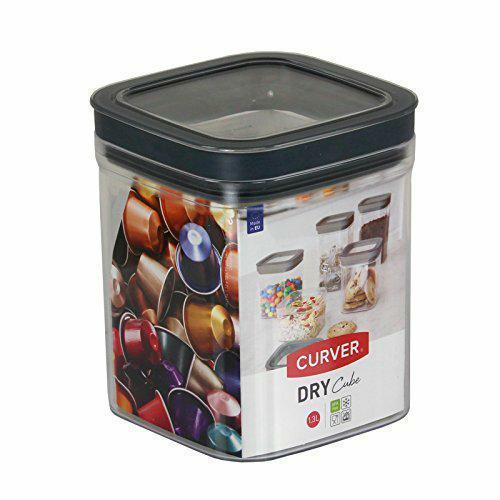Curver Pojemnik Dry Cube 1,3l 234003