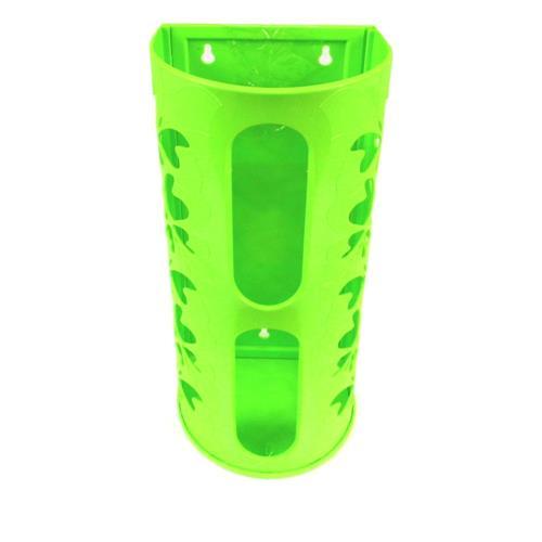 Pojemnik Na Torby Plastikowe Reklamówki Zielony F