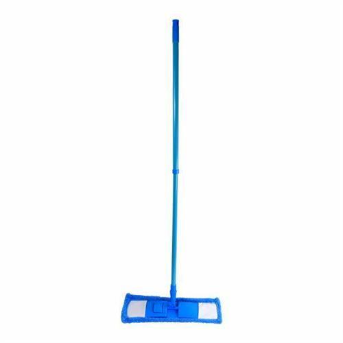 Mop Hit Micro Niebieski Z Drążkiem Teleskopowym F