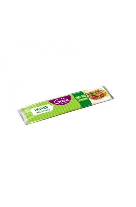 Folie, worki, papiery spożywcze - Papier Śniadaniowy 40szt 4291 Gosia Amigo  -