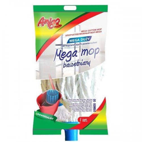 Wkład Do Mopa Bawełniany Mega 209 Gosia Amigo