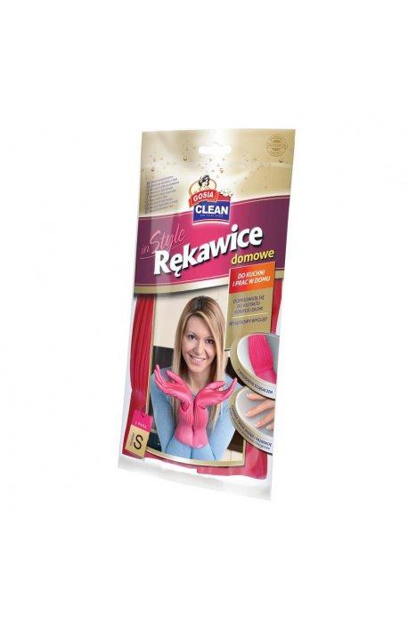 Rękawice - Rękawice In Style Domowe S 2616  Gosia -