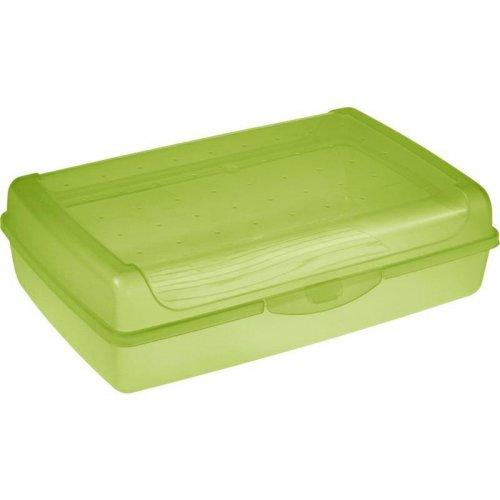 Pojemnik Na Ciasto Click-Box Maxi Zielony 3,7l 1069 Keeeper Luca