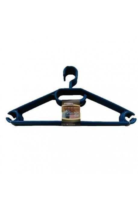 Pokrowce i wieszaki na ubrania - Wieszak Uniwersalny 6szt Mix Koloru C8430005 Coronet -