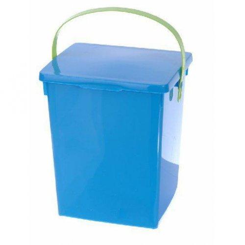 Pojemnik Na Proszek Niebieski Zielony Połysk H