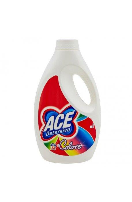 Żele, płyny do prania i płukania - Żel Do Prania 1,495l 25 Prań Ace Color -
