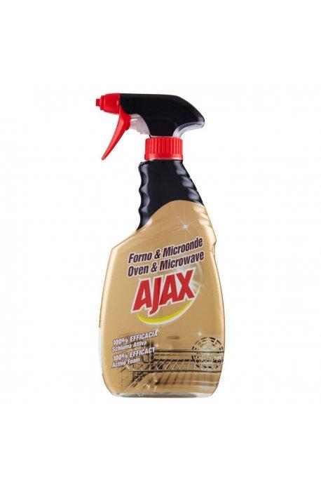 Środki do kuchenek - Spray Do Piekarnika Mikrofali 500ml  Ajax  -