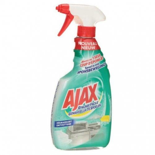 Spray odtłuszczacz kuchnia 600ml  Ajax