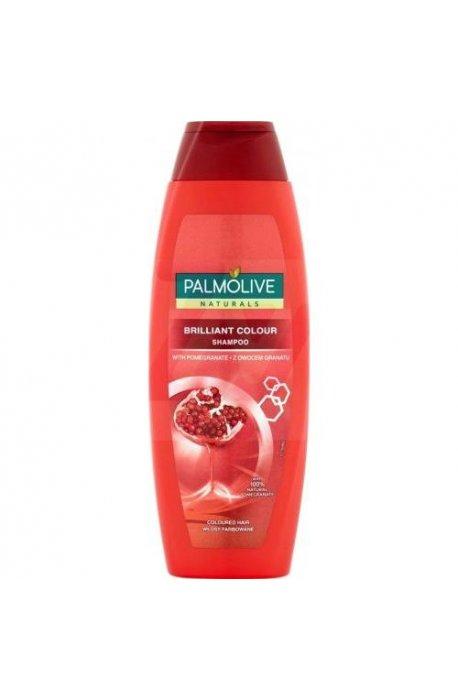 Szampony, odżywki - Szampon Do Włosów Farbowanych 350ml Palmolive Brilliant Colour -