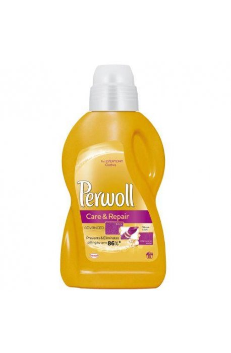 Żele, płyny do prania i płukania - Płyn Do Prania 900ml Perwoll Care Repair  -