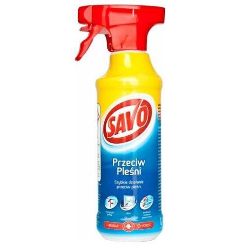 Spray Przeciw Pleśni 500ml Savo