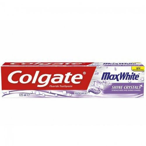 Pasta Do Zębów Max White Shine Crystals 125ml Colgate