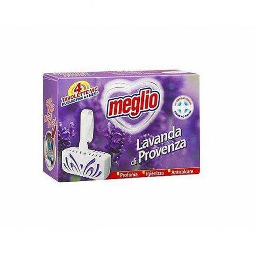 Zawieszka Do Wc Toalet 4szt Zapach Lawendowy Meglio