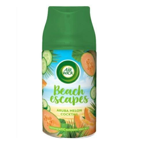 Odświeżacz Zapas 250ml Beach Escapes Aruba Melon Cocktail Air Wick