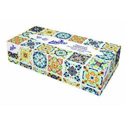Chusteczki Higieniczne 100szt Karton Linteo