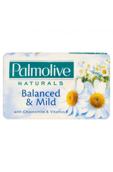 Mydła - Mydło W Kostce Rumianek Białe 90g Palmolive -