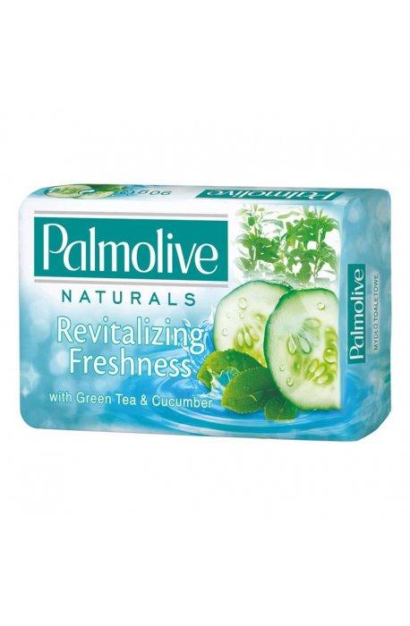 Mydła - Mydło W Kostce Zielona Herbata Ogórek 90g Palmolive -